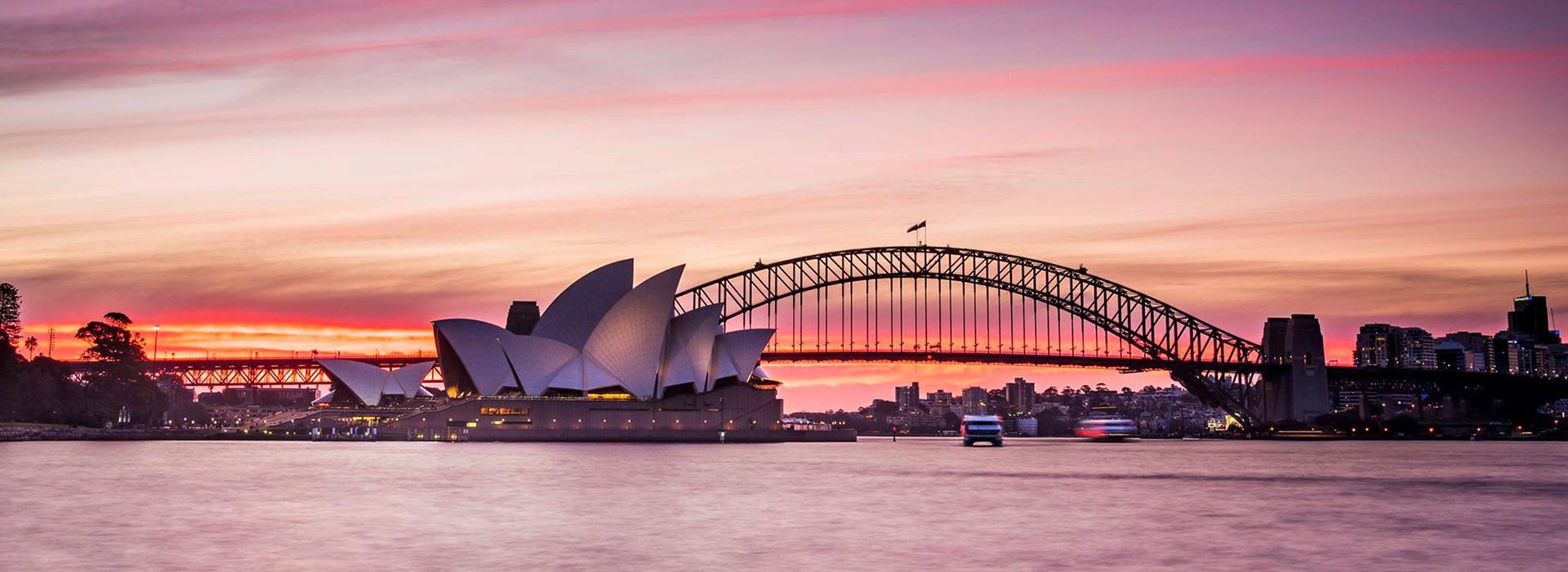 Tour du lịch Úc