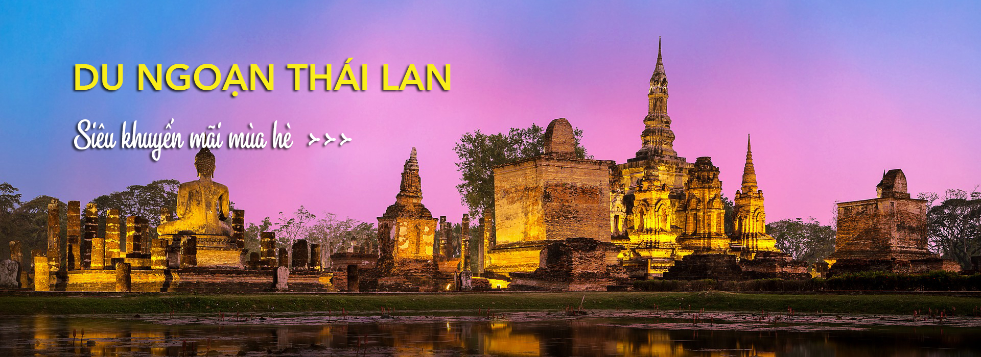 Tour du lịch Thái Lan