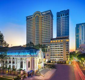 Khách sạn Caravelle Sài Gòn