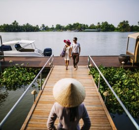 An Lâm Retreats Sài Gòn River