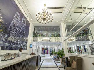 Church Boutique Hotel 58 Hang Gai
