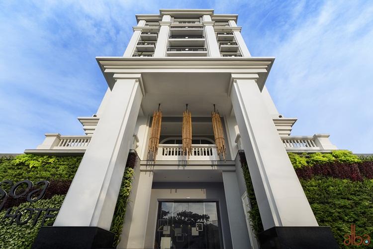 Alba Hotel & Spa Huế