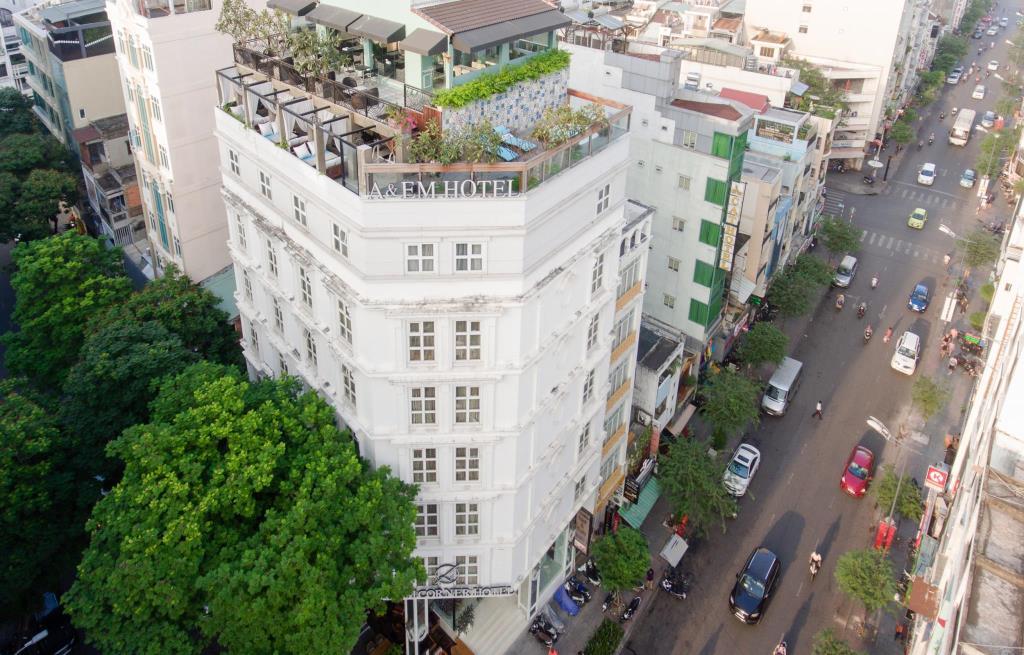 Khách sạn A&Em 280 Lê Thánh Tôn