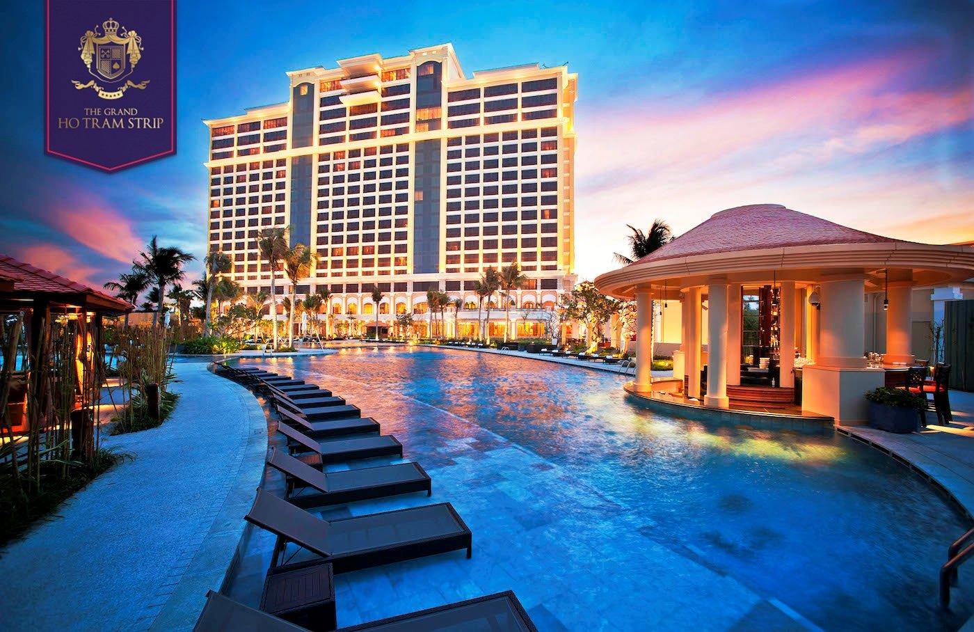 The Grand Hồ Tràm Strip Resort