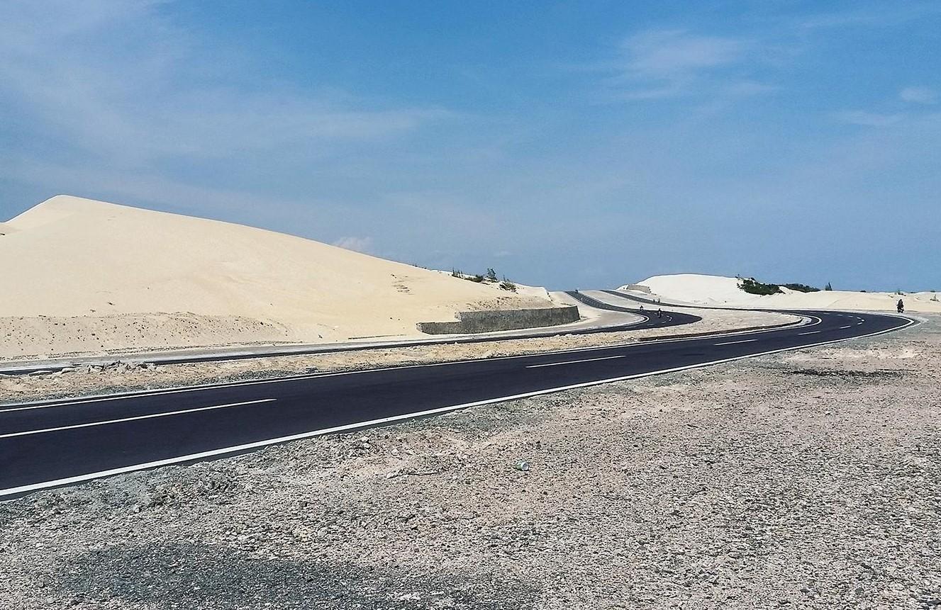 Cung đường ven biển