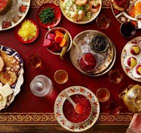 Món ăn ngon ở Nga