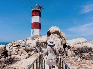 Hải đăng Gành Đèn phú yên