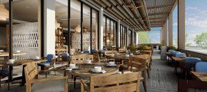 Nhà hàng Melia Hồ Tràm Beach Resort 1