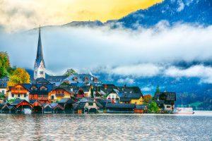 Hallstatt Áo