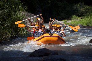 Water Rafting Gopeng