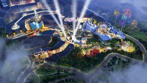 Theme Park và Video Games Park