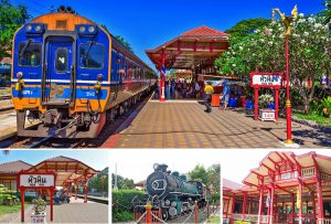 Hua Hin Railway Station thai lan 1