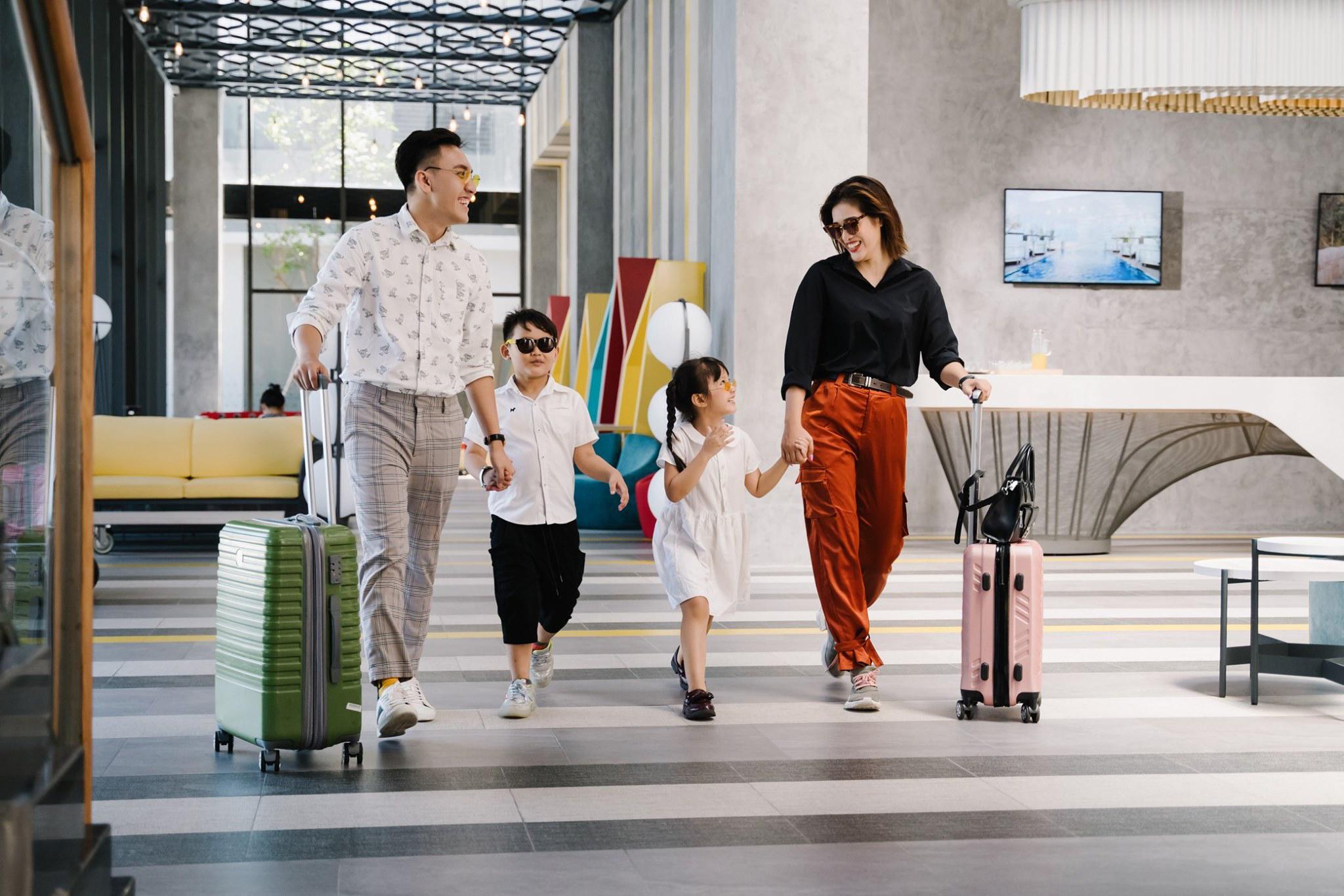 Khách sạn Ibis Styles hiện đại bậc nhất Vũng Tàu - Fantasea Travel