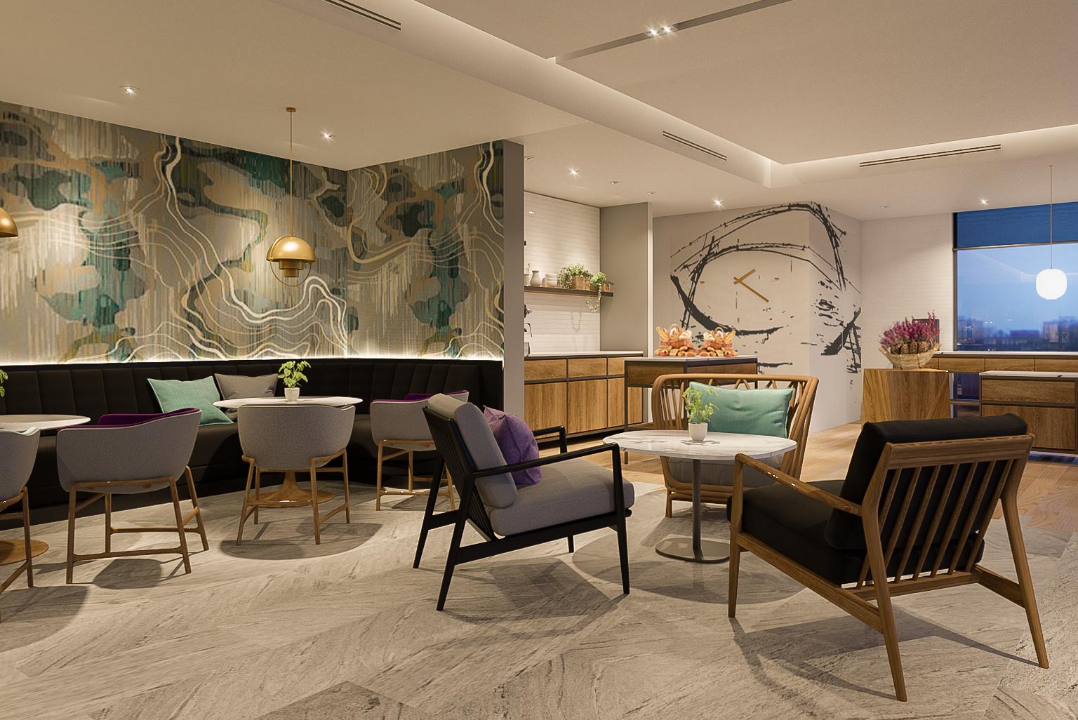 Anya Premier Quy Nhơn Executive Lounge