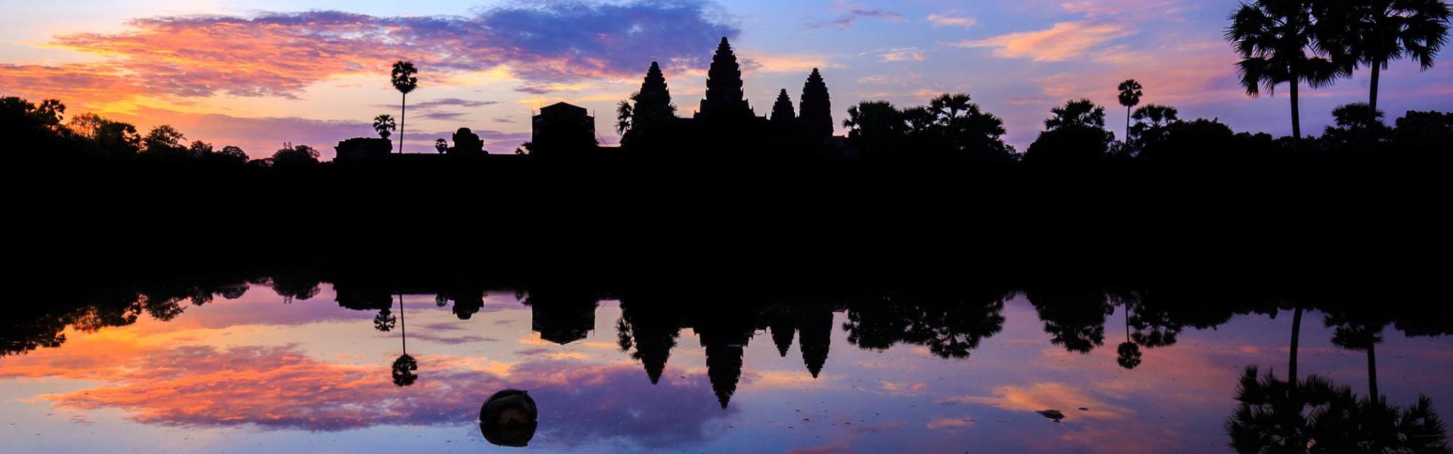 Cambodia Siem Reap Ads
