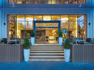 Khách sạn Fusion Suites Sài Gòn