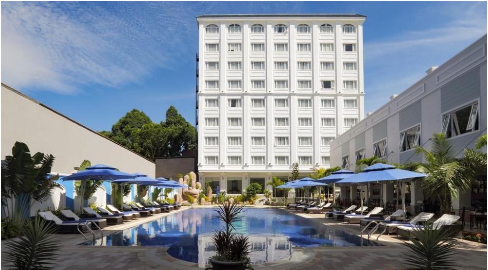 Ocean Pearl Hotel