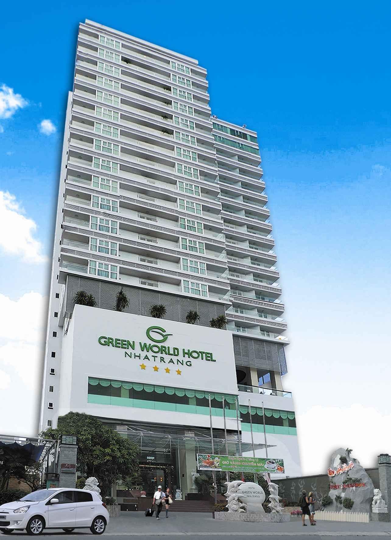 Khach Sạn Green World Nha Trang Fantasea