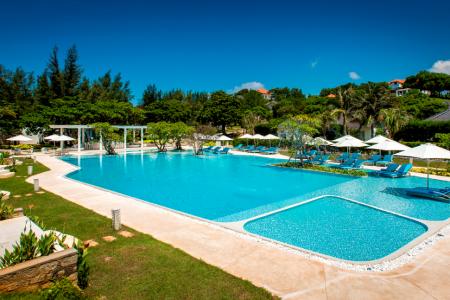Alma Oasis Long Hải Resort