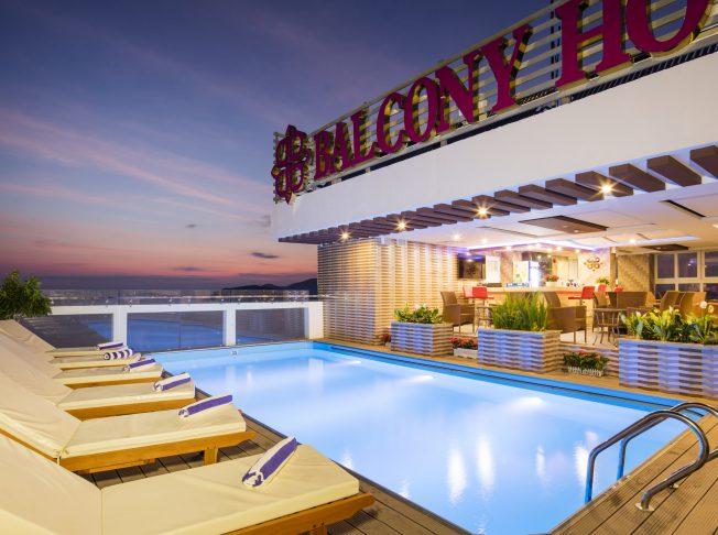 Khách sạn Balcony Nha Trang