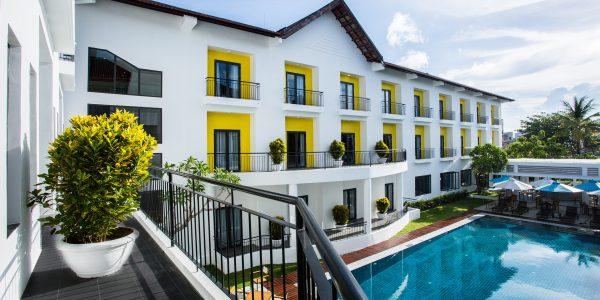 Khách sạn ÊMM Hội An