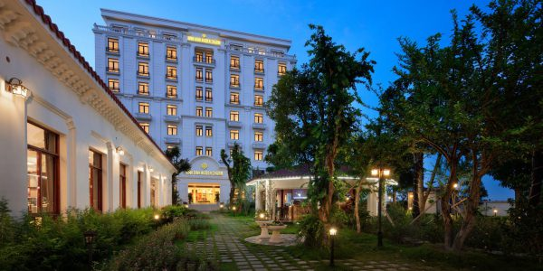 Hidden Charm Hotel Resort Ninh Binh