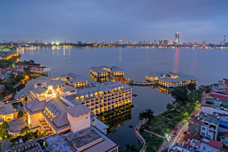 InterContinental Hanoi Westlake Hotel - Fantasea Travel