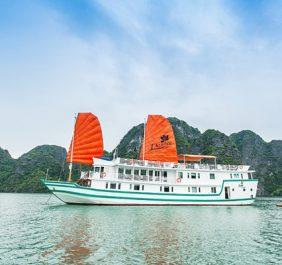 Du thuyền L'Azalee Hạ Long