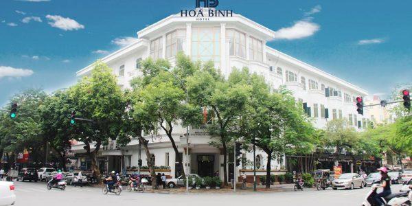 Khách sạn Hòa Bình Hà Nội1