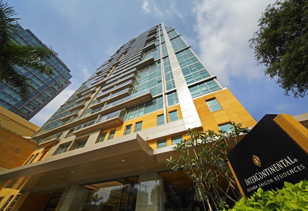 Khách sạn Intercontinental Asiana Sài Gòn Residences