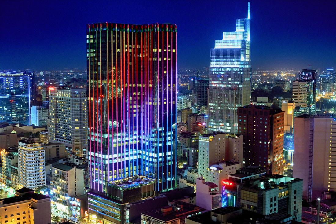Khách sạn The Reverie Residence Sài Gòn