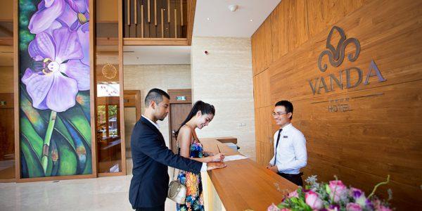 Khách sạn Vanda Đà Nẵng