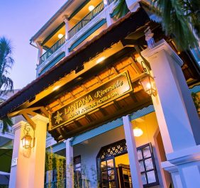 Lantana Riverside Hội An Boutique Hotel & Spa