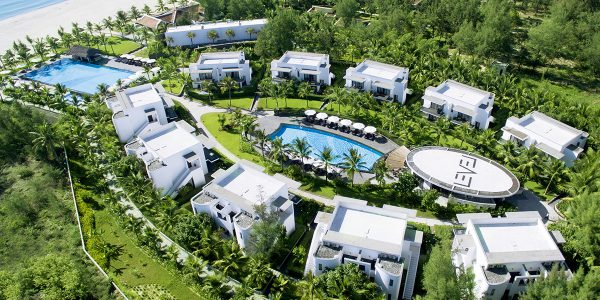 Melia Danang Beach Resort Overview