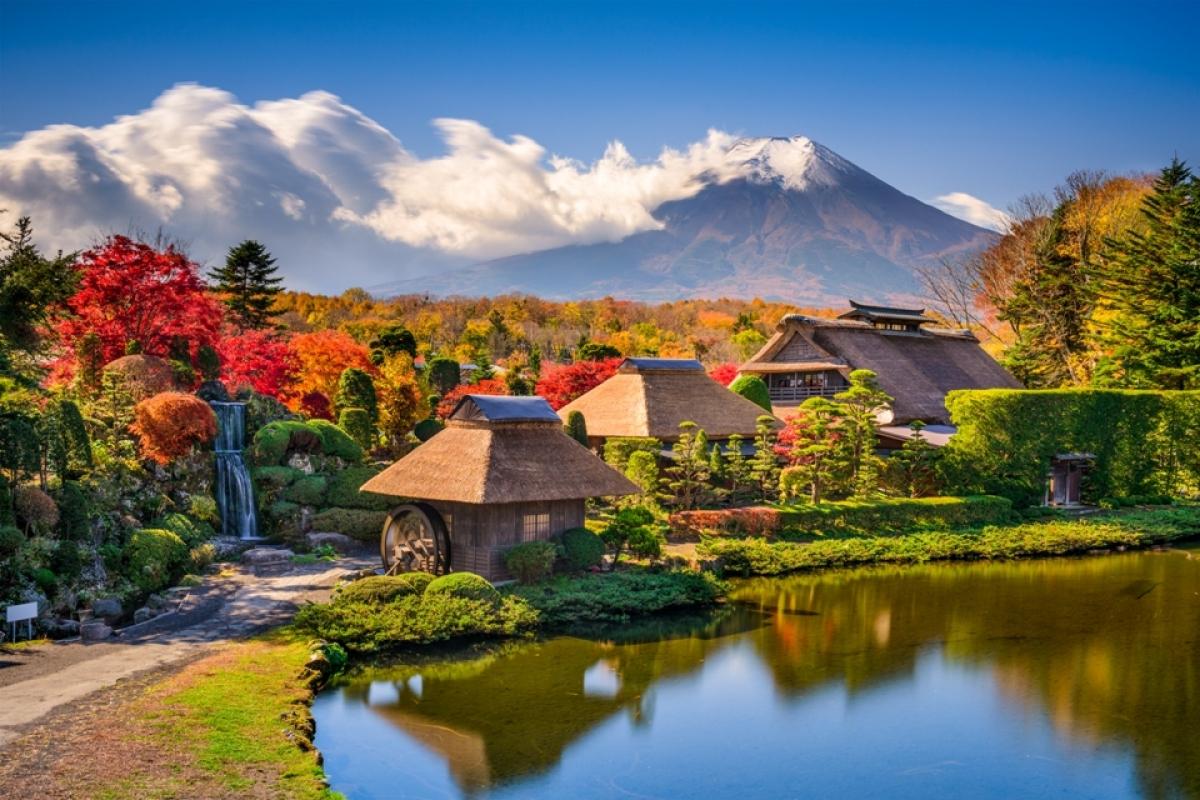 Image result for àng cổ Oshino Hakkai mùa đông