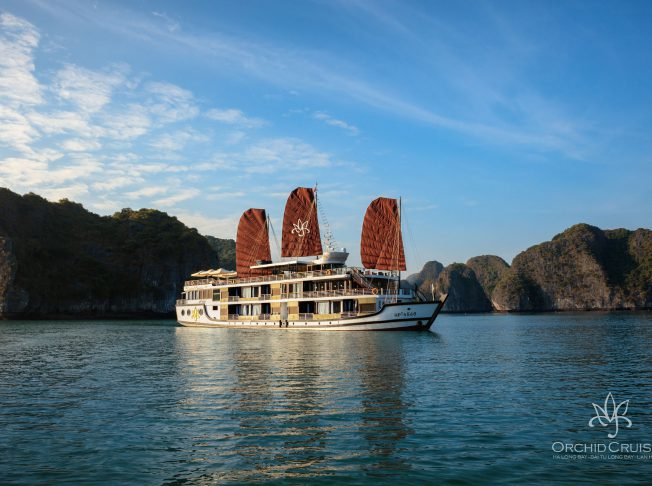 Orchid Cruises Halong Bay
