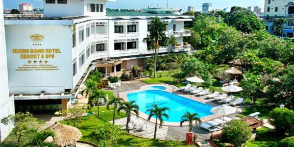 Khách sạn Hương Giang Resort & Spa