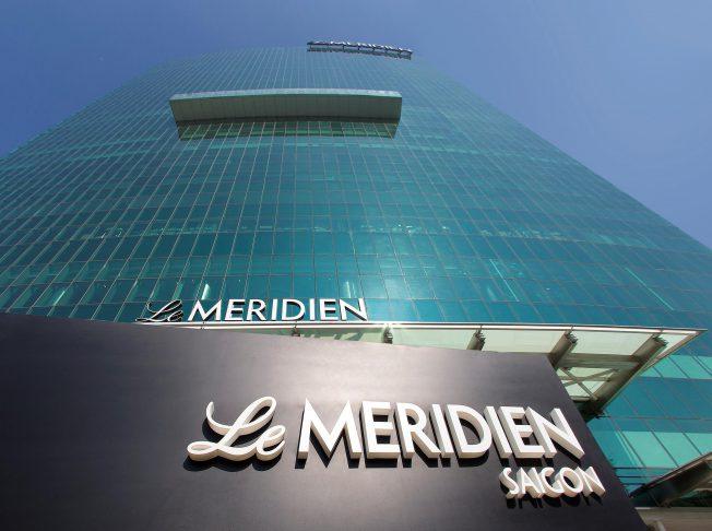 Khách sạn Le Méridien Sài Gòn Khách sạn Le Méridien Sài Gòn