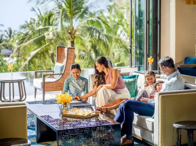 InterContinental Phu Quoc Long Beach Family