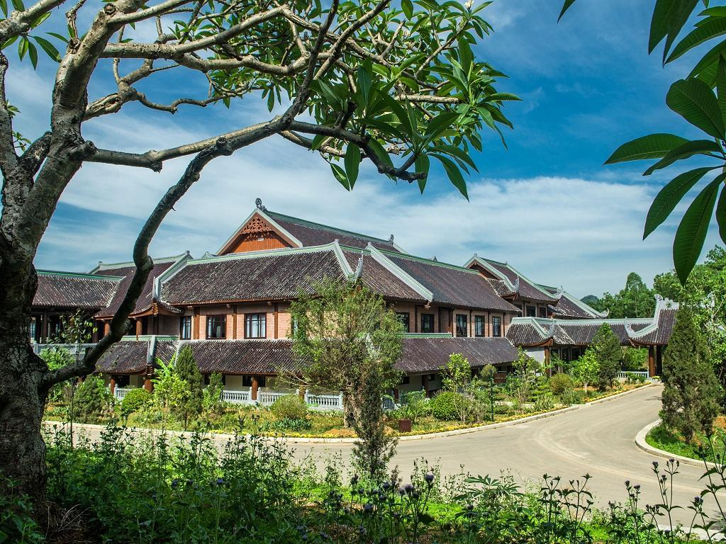Khách sạn Bái Đính Ninh Bình