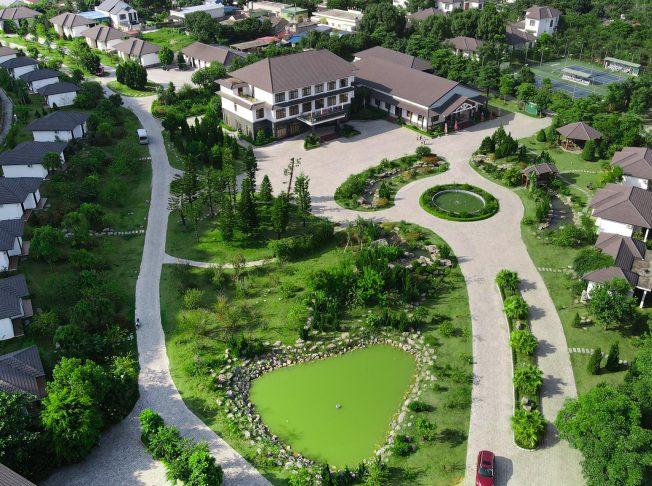 Thảo Nguyên Resort Mộc Châu 1