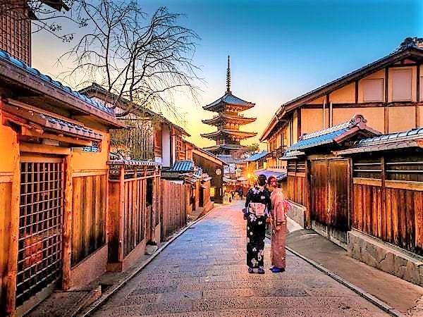 Ý nghĩa các tên gọi của đất nước Nhật Bản - Fantasea Travel