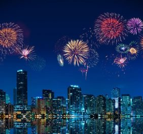 melbourne new year