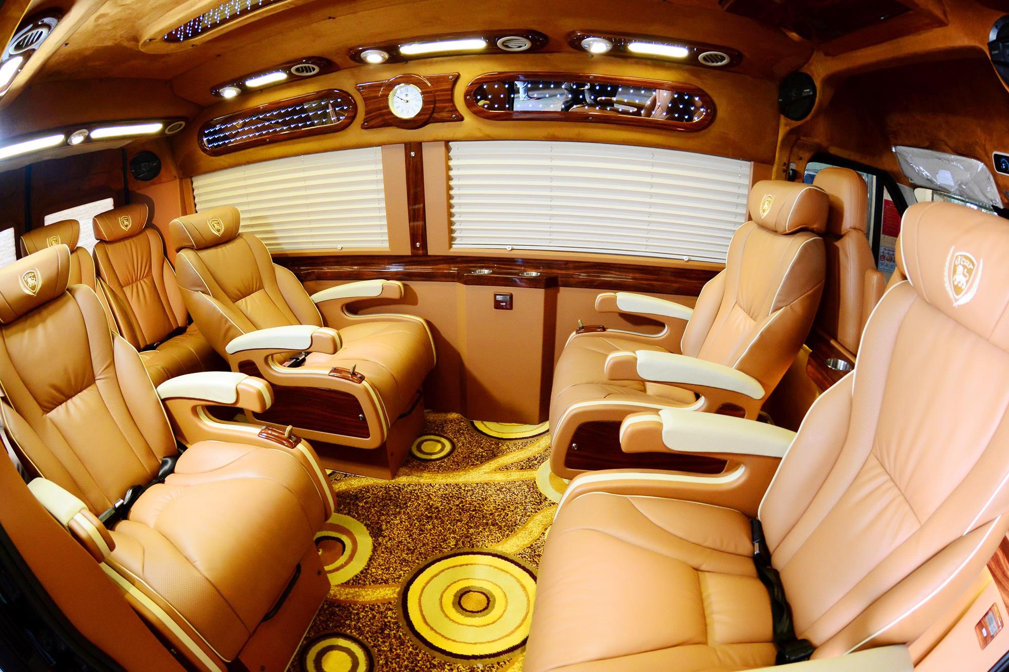 ... Xe limousine Hà Nội đi Sapa