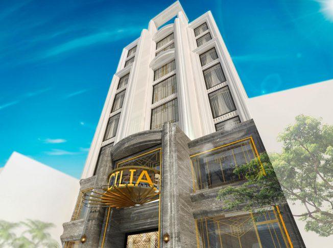 Cicilia Saigon Hotel Spa 1
