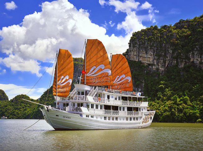 Paradise Peak Cruise Halong