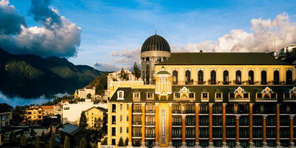 Hotel De La Coupole Sapa MGallery
