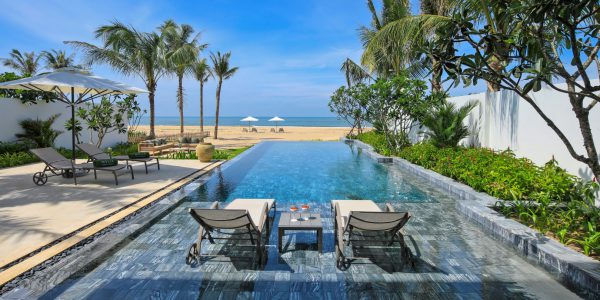Melia Ho Tram Beach Resort Private Pool Villa