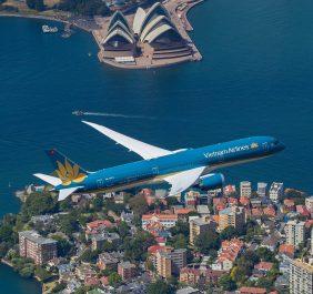 FantaSea Đại lý Vietnam Airlines tại Úc