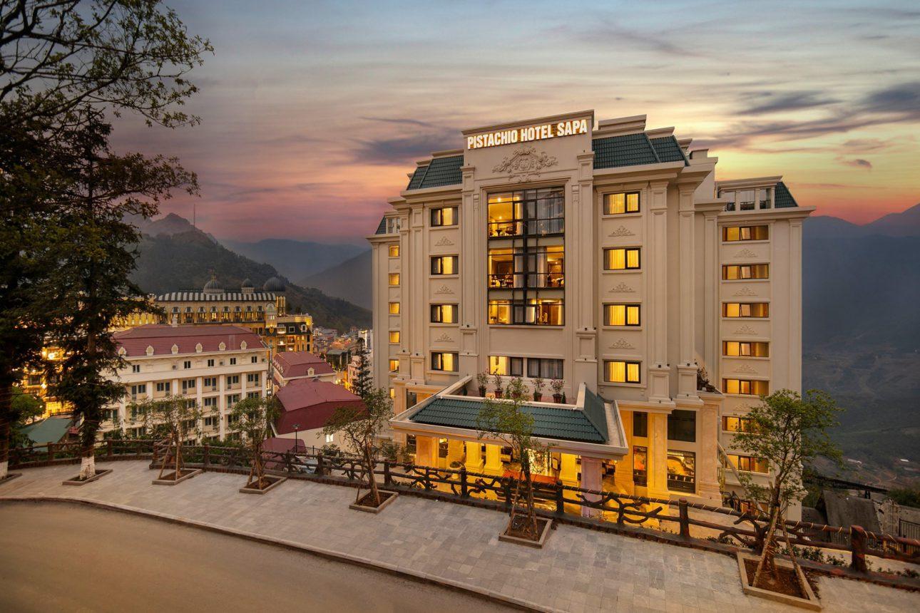 Khách sạn Pistachio Sapa - Fantasea Travel